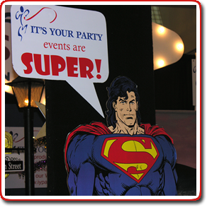 It's Your Party events are super!
