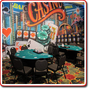 casino decor