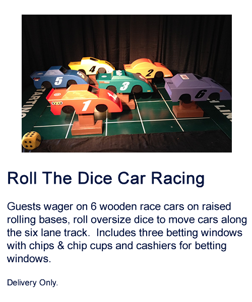 Roll the Dice Car Racing