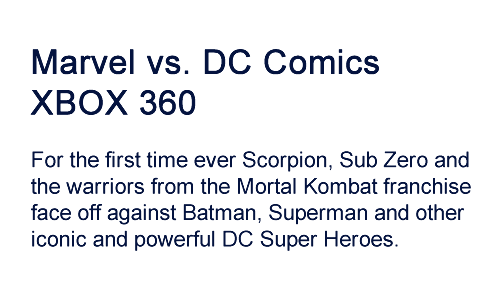 comic book fighting game